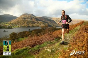 Ullswater 14k trail 2nd November 2014