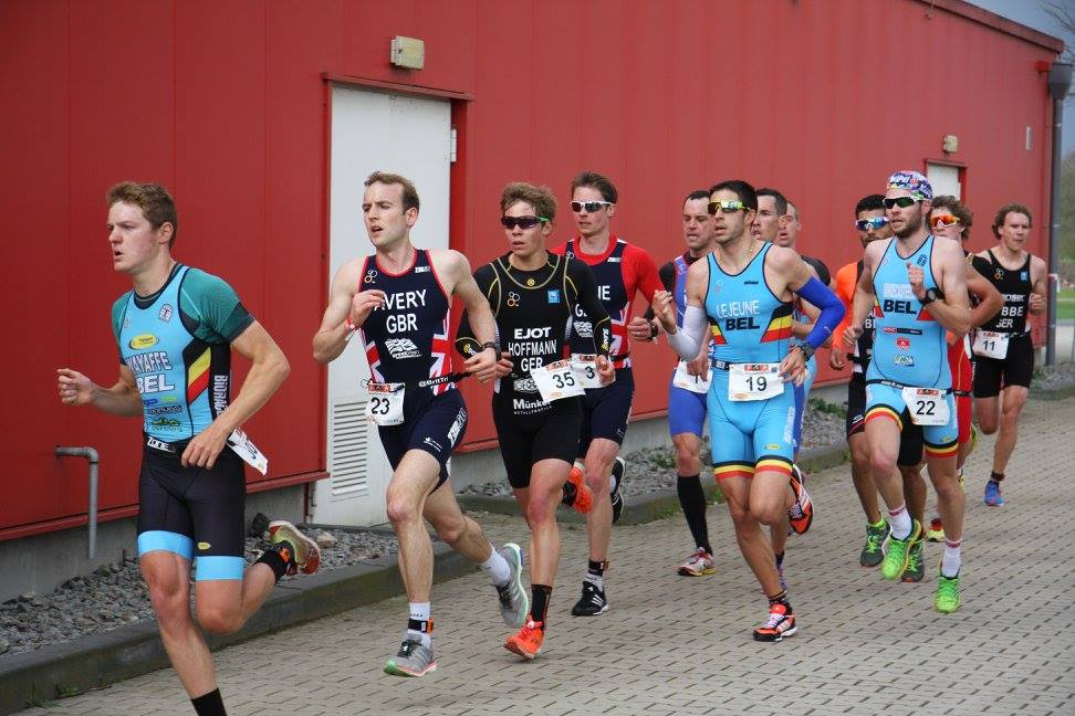 European Elite Duathlon Championships, Kalkar, germany April 2016