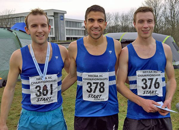 1 -2 -3 for Morpeth Harriers